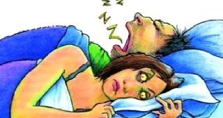Храп- синдром апноэ сна