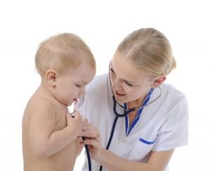 Консультация у врача при кашле