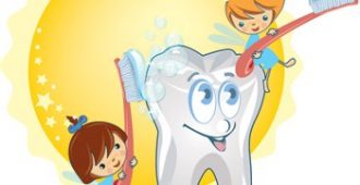 Кариес зубов у детей раннего возраста