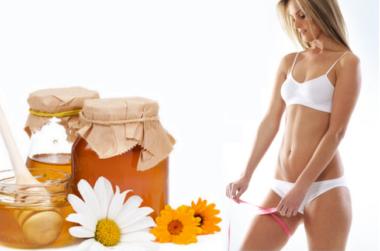 Мед и диеты для похудения