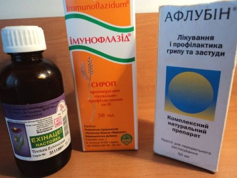 Лекарства для повышения иммунитета