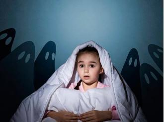 Неврозы детей и боязнь темноты