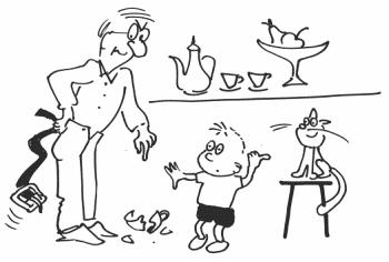 Что делать ели ребенок часто врет своим родителям