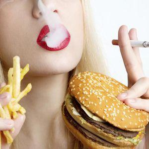 Отказ от курения и повышение аппетита