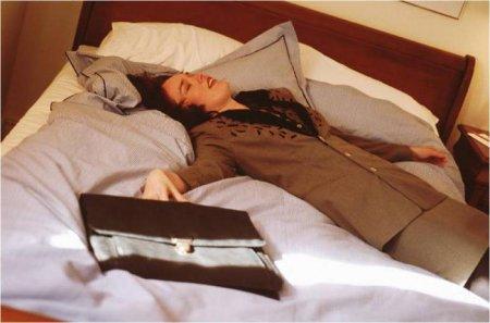 Почему постоянно хочется спать и нет сил что-то делать
