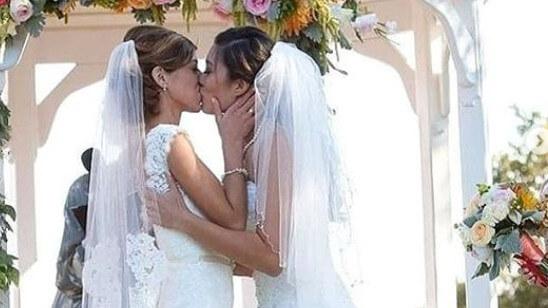 лесби брачуются