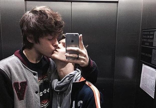 подростки геи
