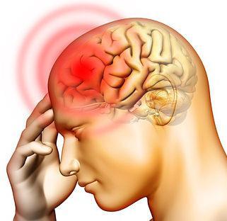Болит голова в области лба и давит на глаза