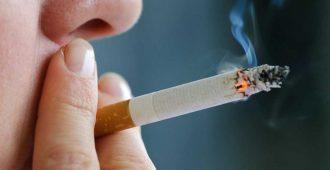 Курение сигарет подростками