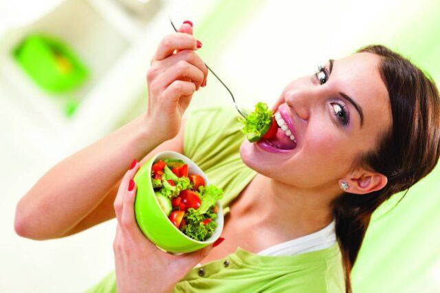 питание и недостаток калия