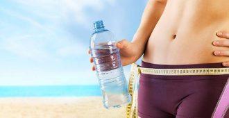 Как вывести лишнюю воду из организма