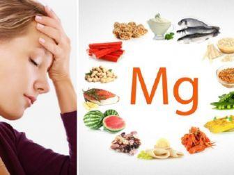 Дефицит магния симптомы