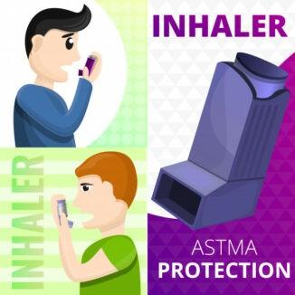 Помощь при брохоспазме и бронхиальной астме